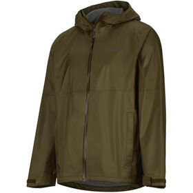 Marmot PreCip Eco Plus Jacket Men nori